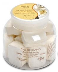 Sais de Banho Lavanda, Ylang ylang, Petitgrain, Laranja 14 tabletes