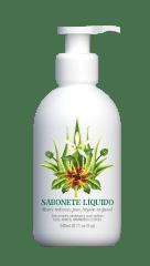 Sabonete Líquido Corporal - Aloe, Arnica, Hamamelis, Lupulo, Bauniha e Melalêuca