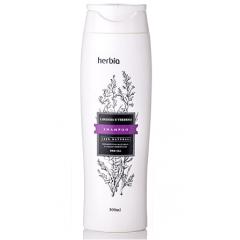 Shampoo Orgânico Lavanda & Verbena Branca Herbia 300ml - Nova Fórmula
