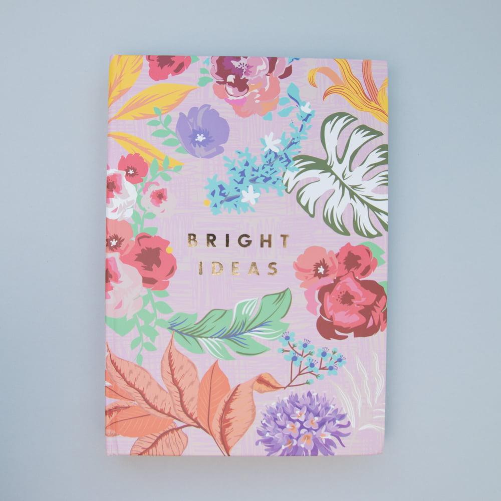 Caderno de Blocos  Bright Ideas