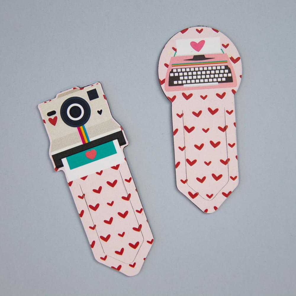 Clipe Porta Recados Magnético - All you need is love