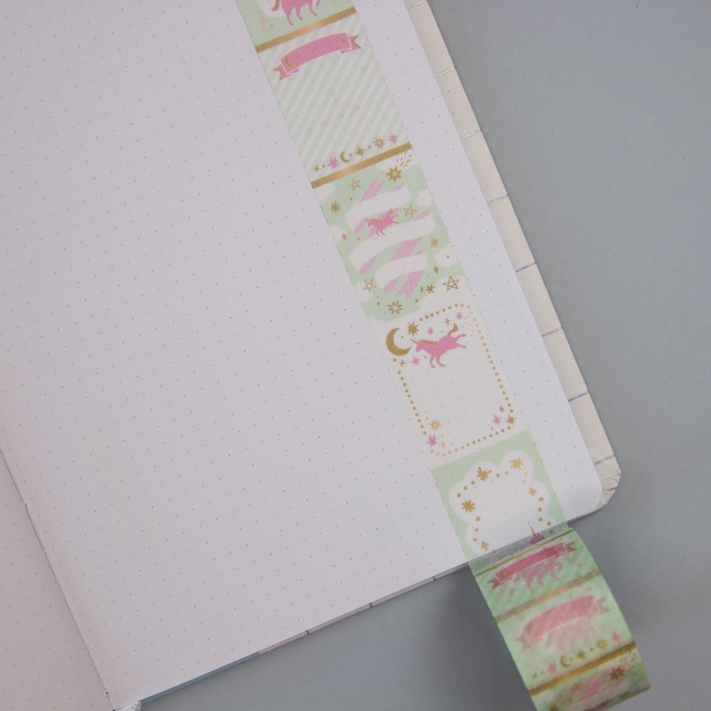 Washi tape Sweet Unicorn Label