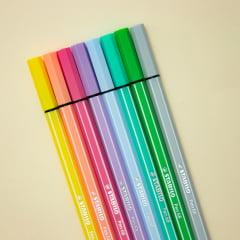 Kit Stabilo Pastel - pen 68