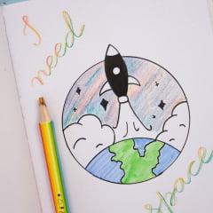 Lápis Rainbow