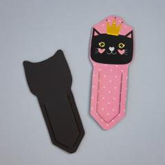 Clipe Porta Recados Magnético - Cat