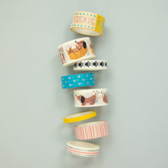 Kit Washi Tapes de Luxo - Pretty Doggy