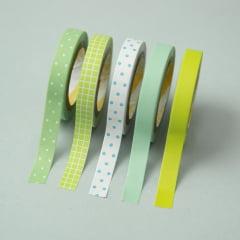 Kit Washi Tapes - Primavera