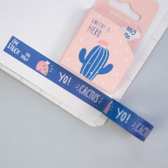 Washi Tape Cacto - On You!