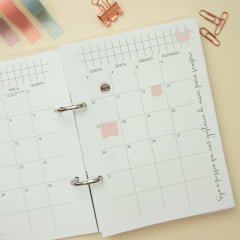 Planner 2019 Grandes planos