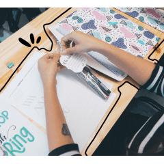 Workshop de Brush Lettering para Iniciantes - 21/09