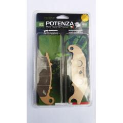 Pastilha Dianteira XT 660 Potenza