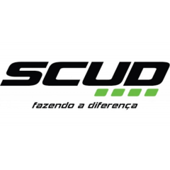 Roda Liga Leve Scud Fan 125 2009/2017 Ks Preta 6P Par