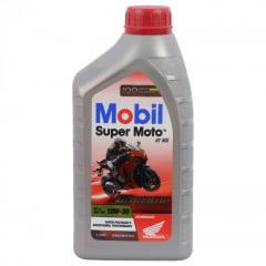 ÓLEO MOBIL SUPER MOTO 4T MX 10W30 (SEMI-SINTÉTICO)
