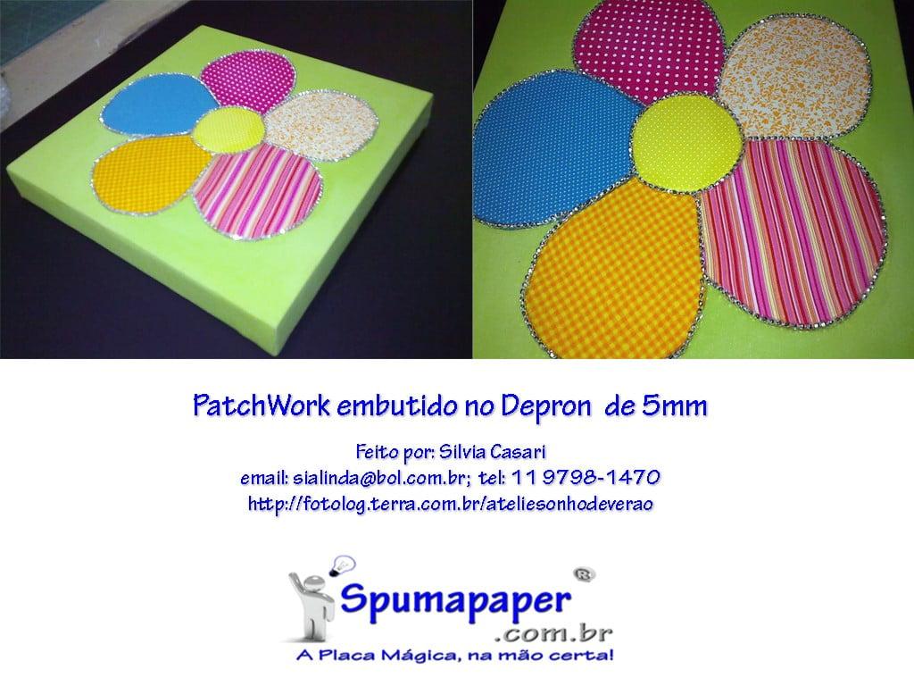 Patchwork no Depron