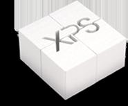 Placa XPS Depron Branca Crua - 50BC-XPS - 100cm x 60cm x 50mm de espessura
