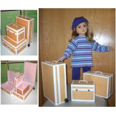 Montagem de brinquedo