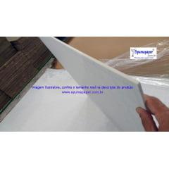 Placa Auto-adesiva Branca/ Branca/ Branca - 5BBBAD2A - 60cm x 45cm x 5mm (Atacado)