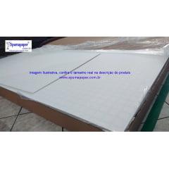 Spumapaper-Foamboard Auto Adesivo - Branco/Branco/Branco - 5BBBADI - 122cm x 244cm x 5mm