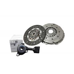 9813672180 - 9677933380 - Kit de embreagem com Atuador  THP Original Peugeot e Citroen