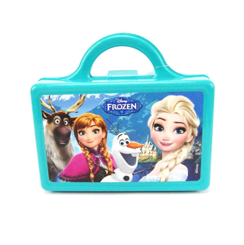Lancheira Escolar Injetada Frozen 37120 Dermiwil