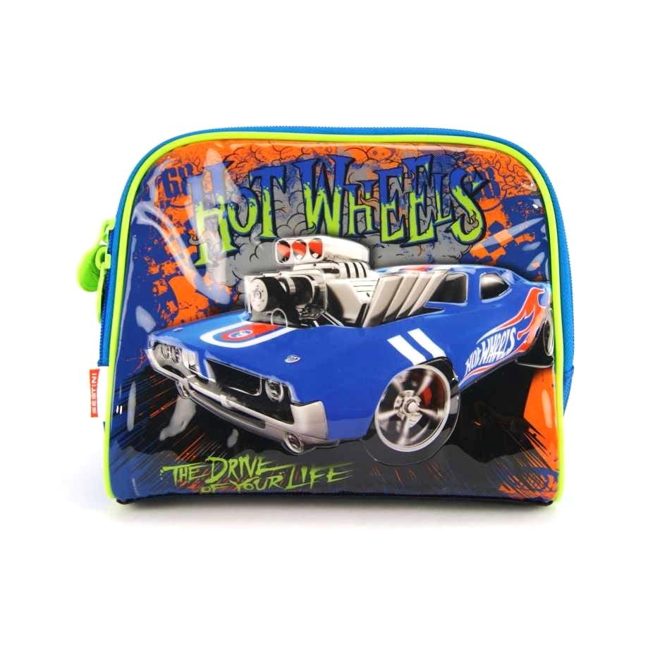 Lancheira Hot Wheels Mattel ref 064150 Sestini