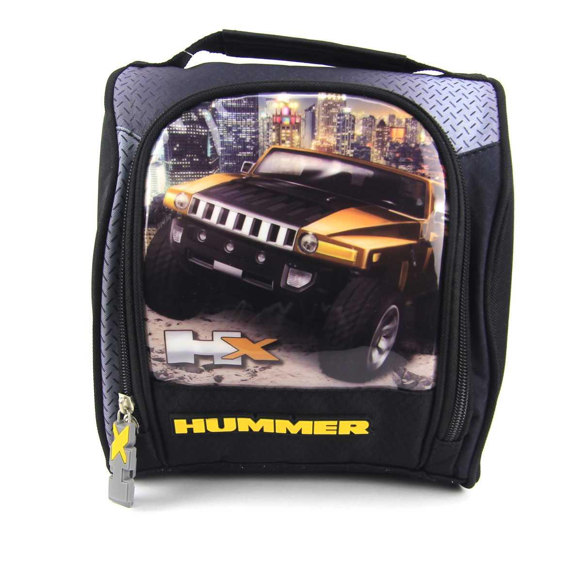 Lancheira Térmica Hummer Amarelo Luxcel LA32443HM