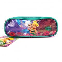 Estojo Escolar Fadas Tinker Bell Disney Duplo ref 37066 Dermiwil