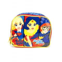 Lancheira DC Super Hero Girls 18M 065109 Sestini