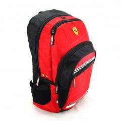 Mochila Ferrari Cavallino Vermelha ref 425609-2 Foroni