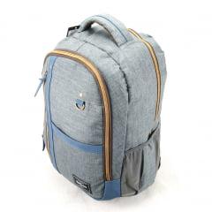 Mochila Para Notebook Up4you Azul Luxcel MJ48345UP