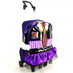 Mochila de Rodinha Monster High Concept Clawdeen ref 064177 Sestini