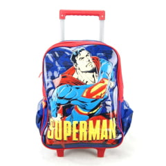 Mochila de Rodinha Superman IC32202SM Luxce