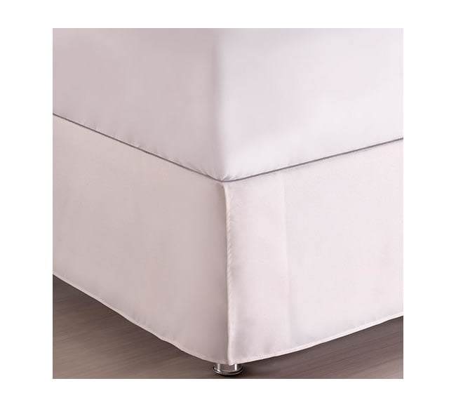 Saia Box Casal Corttex - 100% Poliéster - Lisa