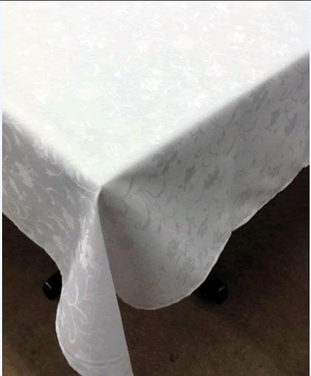 Toalha de Mesa Karsten - Quadrada - 8 Lugares -  Sevilha - 180X180