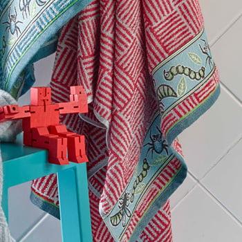 Jogo de Toalhas Artex Juvenil - 2 Peças - 450g/m² - Tom