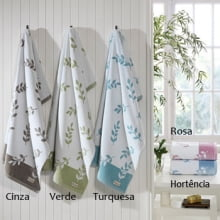 Toalha de Rosto Santista - 510g/m² - Essence