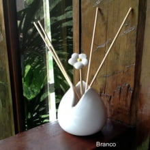 Vaso de Cerâmica - Luiz Salvador - Pequeno - Ceuf - M1