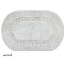 Tapete Oval  de algodão Aroeira - Unique - 40X60