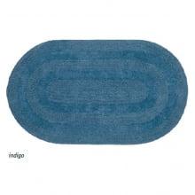 Tapete Oval  de algodão Aroeira - Double - 45X60