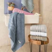 Toalha de Rosto Artex - 550g/m² - Sion Comfort