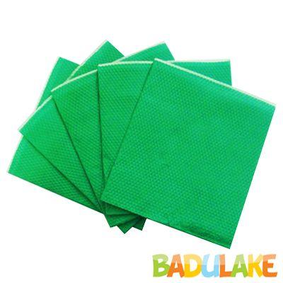 Guardanapo de Papel Liso 20x21 Verde Escuro - 50 unidades