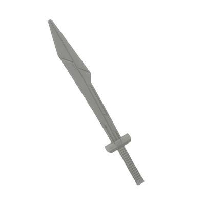 Espada Herói Prata