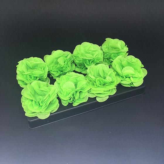 Forminha para Doces Supreme Verde Limão- 40 unidades