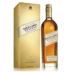 WHISKY JHONNY WALKER GOLD LABEL