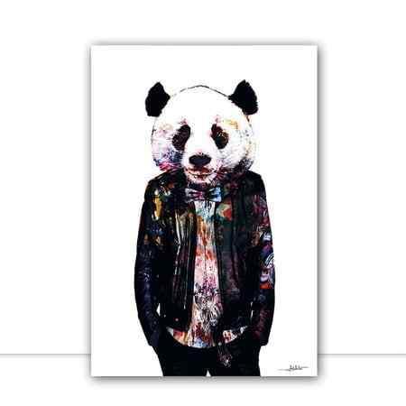 Panda Style por Joel Santos
