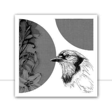 Bird Flower II por Joel Santos