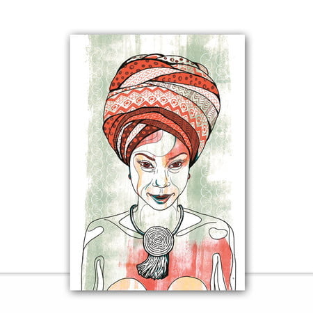 Africana 02 por Rafael Lunardon