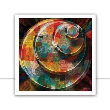 Shapes and Colors I Q por Joel Santos