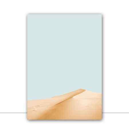 Quadro Deserto Minimalista I por Vitor Costa