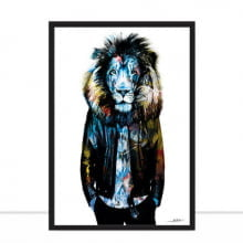 Lion Style II por Joel Santos